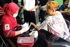 PMI Kota Tangerang terjunkan Tim Keselamatan di Festival Cisadane
