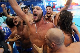 Kalahkan Spanyol, Italia juara dunia polo air  putra
