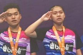 Leo/Indah maju ke final WJC 2019