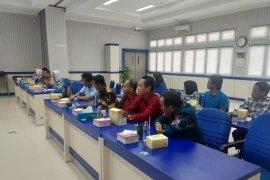 Anggota dewan  Tabalong kunker ke PUDAM Sleman