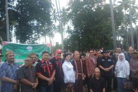 Dukung Festival Kaaruyan dan pengucapan syukur, Gubernur Gorontalo kucur 250 juta