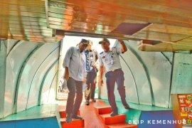 Kemenhub anggarkan Rp22 miliar bangun bus air Danau Toba