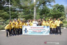 Tim dayung Jambi ikuti kejuaraan internasional di China