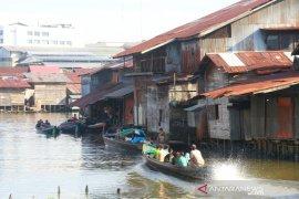 Pasar Beras Di Muara Kelayan