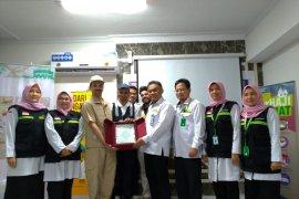 Tim Kesehatan Haji Indonesia terima penghargaan dari Pemerintah Arab Saudi