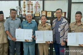 Pemerintah Kabupaten Bangka tanda tangani MoU Kemenag cegah stunting