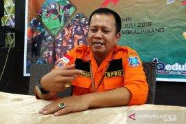 BPBD: Bangka Belitung berpotensi krisis air bersih