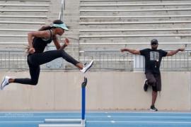 Dalilah Muhammad pecahkan rekor 400m gawang putri