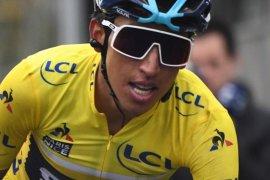 Pebalap Egan Bernal juarai Tour de France 2019