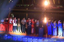 OPD Kota Tangerang tampilkan hasil pembangunan di Festival Cisadane