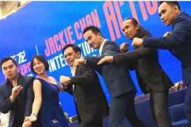 "Film laga ""Hit and Run"" raih penghargaan di China"