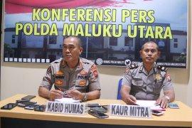 Polda Malut gelar operasi Pekat Kieraha sambut HUT kemerdekaan 2019