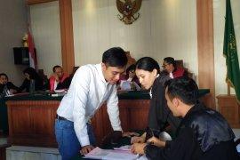 Pengadilan Denpasar tuntut pedagang narkoba 15 tahun penjara