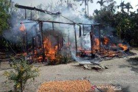 Rumah di Aceh Utara terbakar, seorang pelajar meninggal dunia