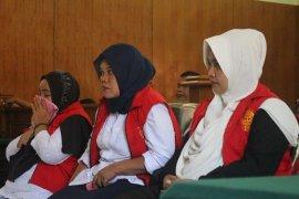 Tiga ibu pelaku kampanye hitam Jokowi divonis 6 bulan penjara
