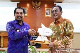 Pemerintah Kota Palangkaraya kunjungi Kabupaten Klungkung
