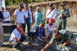 Menteri LHK letakkan batu pertama Plaza Jokowi di Tahura