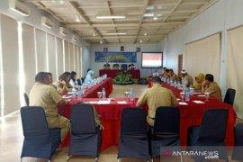 Dinas PUPR rakor penanganan sektor konstruksi