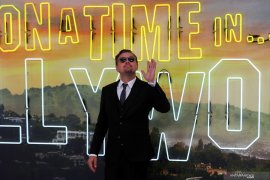 Presiden Brazil Bolsonaro tuding aktor DiCaprio bayar untuk pembakaran Amazon