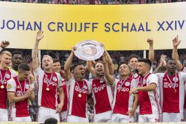 Real Madrid berminat pinang Donny van de Beek dari Ajax