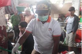 Ikan di pasar Arumbe Ambon dinyatakan bebas pencemaran bakteri