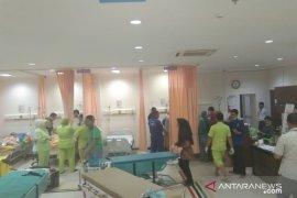 Tiga meninggal dalam kebakaran  KM Sembilang