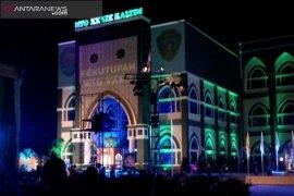 Perbaikan atap Masjid Agung Penajam ditargetkan rampung Agustus