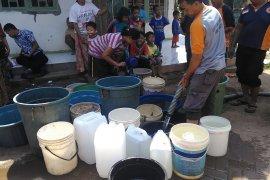 BPBD: Lima kecamatan di Lebak krisis air bersih