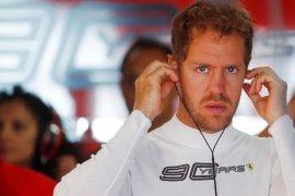 Vettel minta semua pihak sabar tunggu Ferarri ke jalur kemenangan
