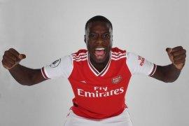 Arsenal buat rekor transfer klub saat datangkan Nicolas Pepe