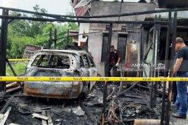 Polda Sumut selidiki kebakaran rumah wartawan di  Aceh Tenggara