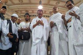 Delegasi Amirul Hajj tiba di Mekkah tunaikan umrah wajib