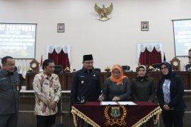 DPRD Banten setujui Raperda tentang Perubahan RPJMD 2017-2022
