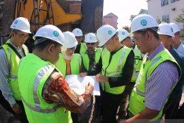Pembangunan gedung baru RSUD Kota Bogor ditargetkan selesai dalam lima bulan