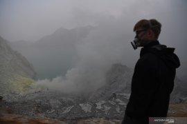 Pemerintah resmi usulkan Geopark Ijen Banyuwangi jadi bagian jaringan geopark dunia