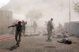 Belasan tentara tewas di Yaman selatan
