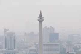 Kualitas udara di Jakarta terburuk di dunia