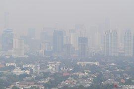 Jelang sidang gugatan warga, kualitas udara di Jakarta kategori tidak sehat