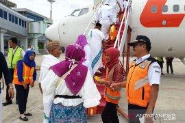 Empat jamaah haji asal Gorontalo pindah kloter