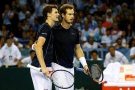 Murray bersaudara menang pertama kalinya  di Washington Open