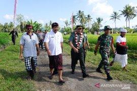 Tim pengawas program TMMD datangi Kabupaten Klungkung