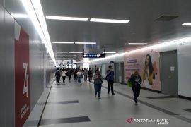 MRT evakuasi penumpang karena listrik padam
