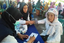 Minarak Brantas Gas bantu pengobatan warga sekitar pengeboran