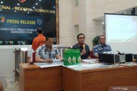Bareskrim Polri tangkap  pembobol dana bank BUMN Rp1,7 miliar