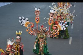 Kids And Artwear Carnival di Jember