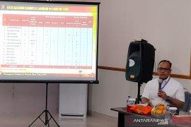 20 tersangka pembakar lahan ditetapkan Polda Riau