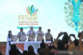 Pembukaan Festival Ekonomi Syariah di Palembang Page 1 Small