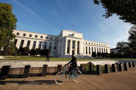 Tarif baru barang China Trump dapat jadi pemicu penurunan suku bunga Fed berikutnya