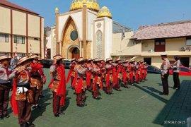 33 Polisi cilik Kota Bogor Siap tampil di Polda Jabar