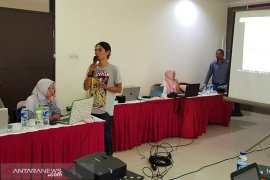 30 jurnalis Bengkulu dibekali pelatihan cegah hoax dari Google